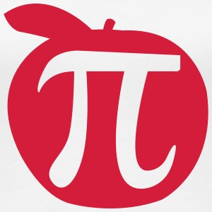 Apple Pi T-Shirts - Women's Premium T-Shirt