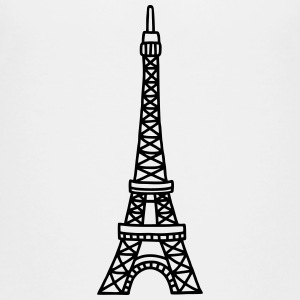 Eiffel Tower - Paris Shirts - Teenage Premium T-Shirt