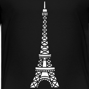 Eiffel Tower - France Shirts - Teenage Premium T-Shirt