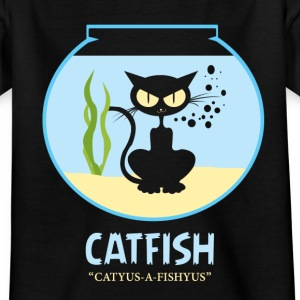 CATFISH Shirts - Teenage T-shirt