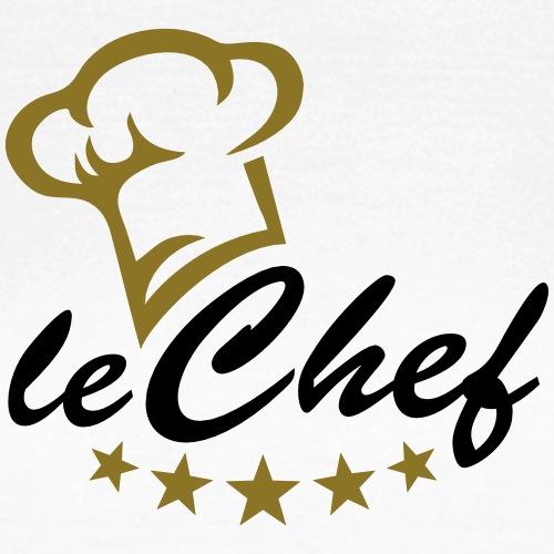 5 Sterne, Chef Koch Mütze, Chefkoch, Küchenchef,