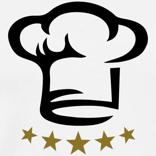 Fünf Sterne Koch, Gold, Hotel, Chefkoch, Küche, 5,