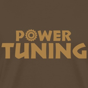 power tuning T-Shirts - Männer Premium T-Shirt