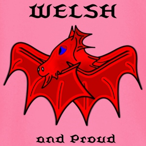 wales born welsh and proud - Baby Long Sleeve T-Shirt