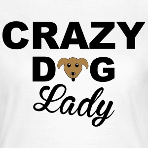 Dog Lady T-shirts - Dame-T-shirt