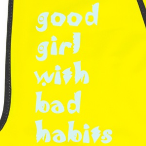Warnweste Reflektoraudr. good girl with bad habits - Warnweste