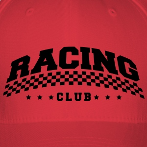 Racing Club Design - Flexfit basebollkeps