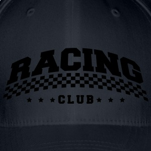 Racing Club Design - Flexfit Baseball Cap