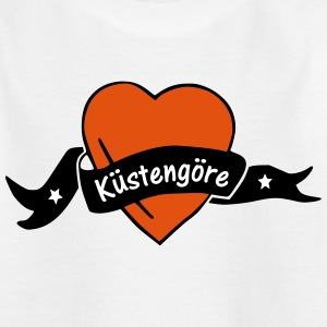 küstengöre  - Teenager T-Shirt