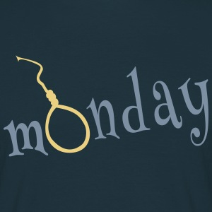 monday Strick T-Shirts - Männer T-Shirt
