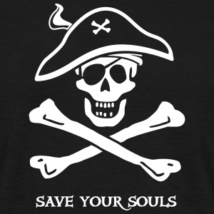 Save Your Souls T-Shirts - Männer T-Shirt