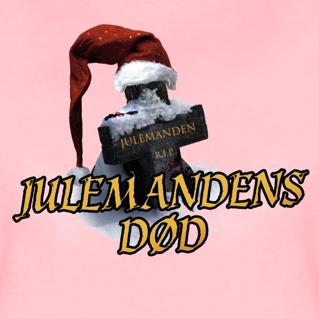 JULEMANDENS DØD T-SHIRT3