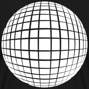 Disco Ball  T-shirts - Herre-T-shirt