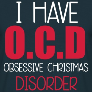 Christmas Disorder T-Shirts - Men's T-Shirt