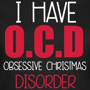 Christmas Disorder T-Shirts - Women's T-Shirt