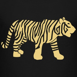 Wildtiere: der Tiger Shirts - Teenage Premium T-Shirt