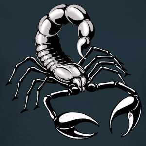 Scorpion - silver - grey - Women's T-Shirt