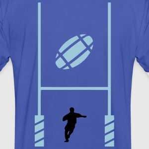 essai rugby 3 Tee shirts - T-shirt contraste Homme