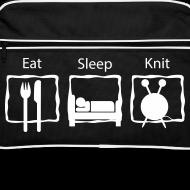 Ontwerp ~ Eat sleep knit breitas