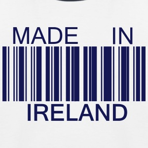 Made in Ireland Tee shirts - T-shirt baseball Enfant