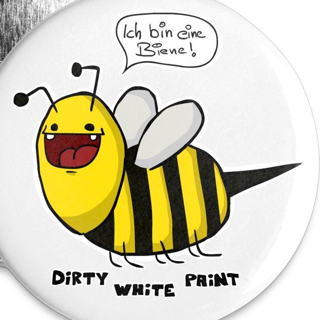 """""""Biene"""" Button"""