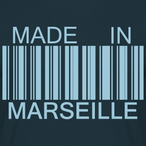 T shirt Made in Marseille 13 - T-shirt Homme