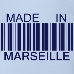 Made in Marseille 13 Tee shirts - Body bébé bio manches courtes
