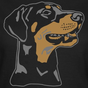 Dobermann Pinscher T-shirts - Vrouwen T-shirt