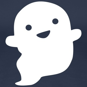 Cute Ghost T-shirts - Vrouwen Premium T-shirt