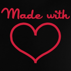 Made with love Shirts - Baby T-shirt
