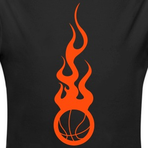 Basketball Pullover & Hoodies - Baby Bio-Langarm-Body