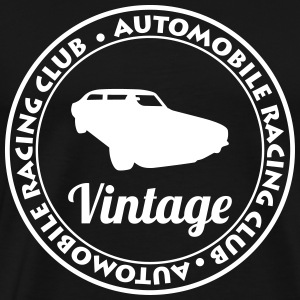 Automobile Racing Club Camisetas - Camiseta premium hombre