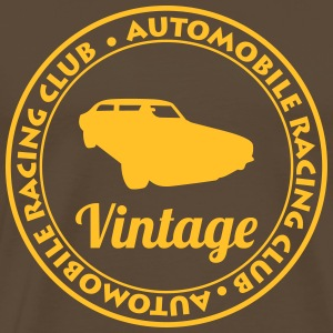 Automobile Racing Club Tee shirts - T-shirt Premium Homme
