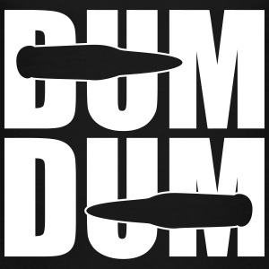 Dum Dum T-shirts - Teenager premium T-shirt