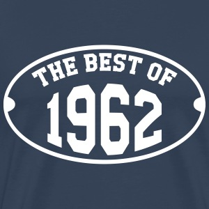 The Best of 1962 Tee shirts - T-shirt Premium Homme