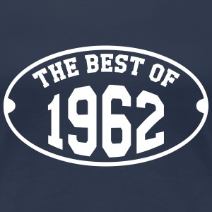 The Best of 1962 T-shirts - Vrouwen Premium T-shirt