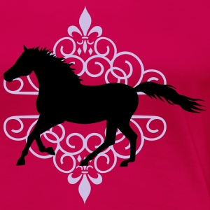 Beautiful Horse T-Shirt - Women's Premium T-Shirt