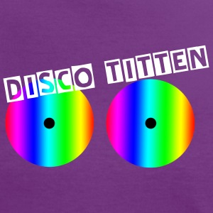 Disco T-Shirts - Frauen Kontrast-T-Shirt
