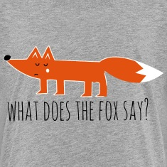 Funny what does the fox say ring ding meme song Shirts