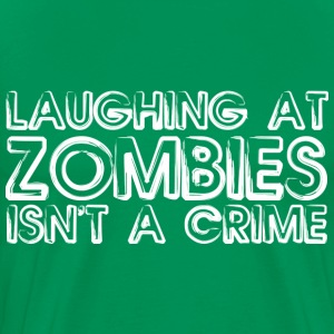 Laughing at Zombies