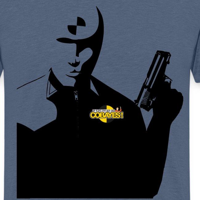 T-shirt Ado James005
