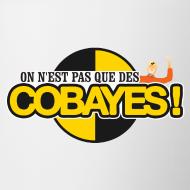 Motif ~ Tasse Logo Cobayes