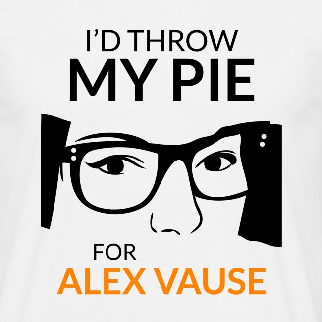 I'd Throw my Pie for Alex Vause