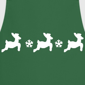 Reindeer  Aprons - Cooking Apron