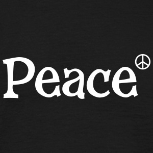 Peace Tee shirts - T-shirt Homme