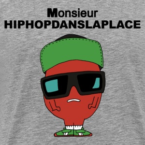 monsieur hiphopdanslaplace Tee shirts - T-shirt Premium Homme