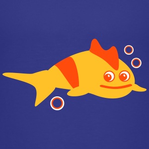 Swimmer - Kids' Premium T-Shirt