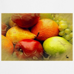 Fruits - Tablier de cuisine