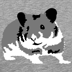 hamster Tee shirts - T-shirt Premium Homme