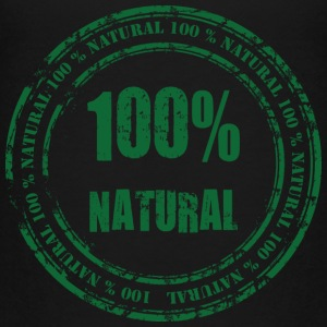 100% Natural T-Shirts - Teenager Premium T-Shirt